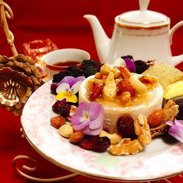 チーズと紅茶の美味しい時間  ~クリスマスパーティ~