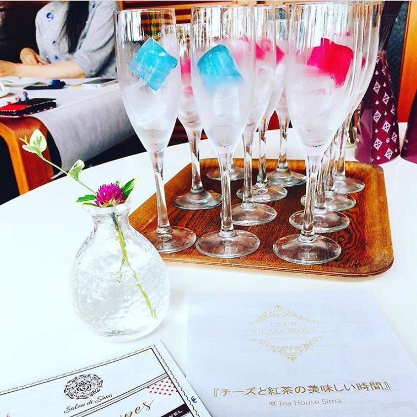 チーズと紅茶の美味しい時間  ~リフレッシュ tea party~ (1)