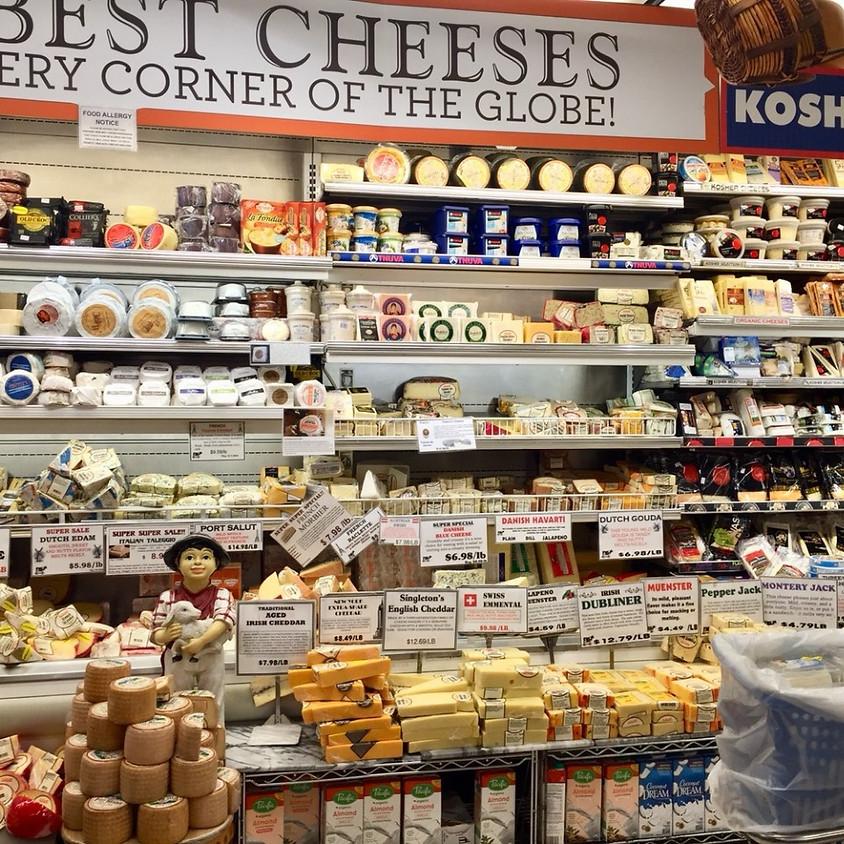 11/23【祝・チーズの日】11種類のナチュラルチーズを食べ比べよう!