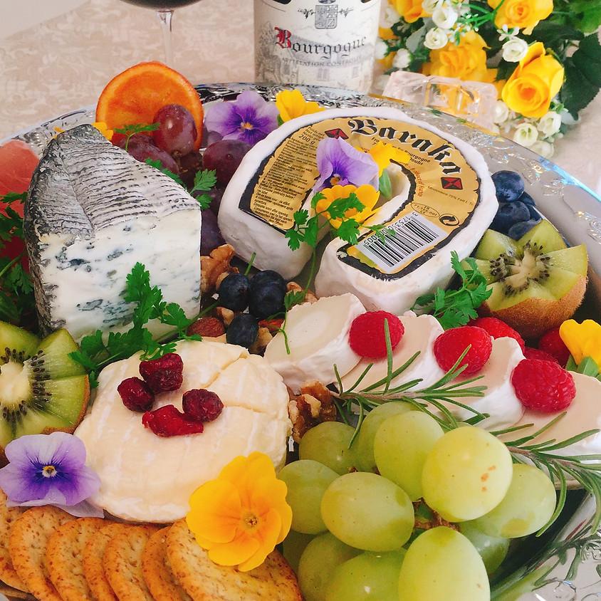 チーズパーティ講座