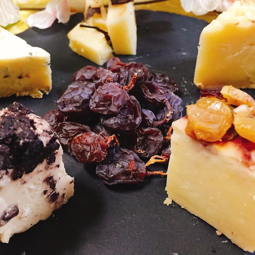 6月13日(木) チーズパーティ講座