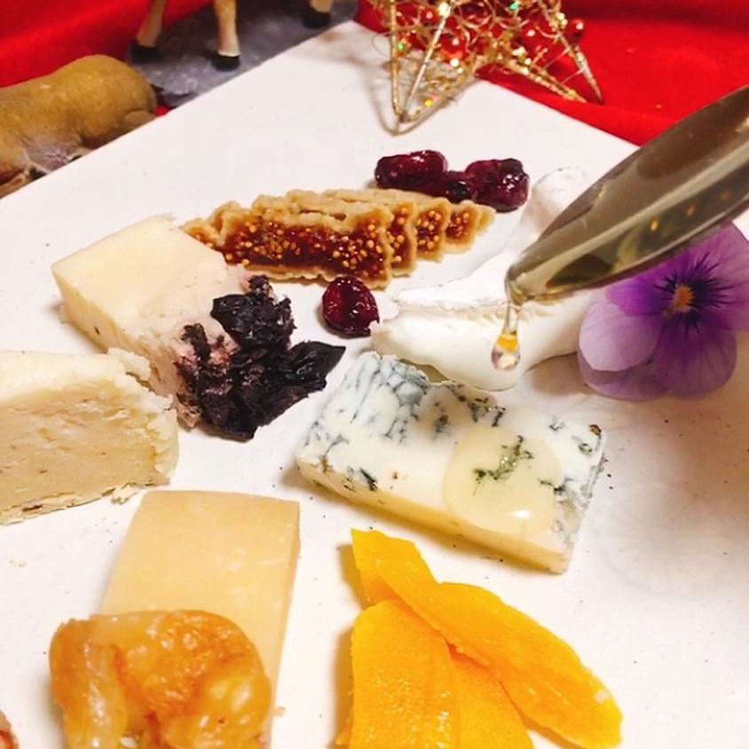 2019年12月12、13、14、25日 チーズパーティ講座 「クリスマスパーティ」
