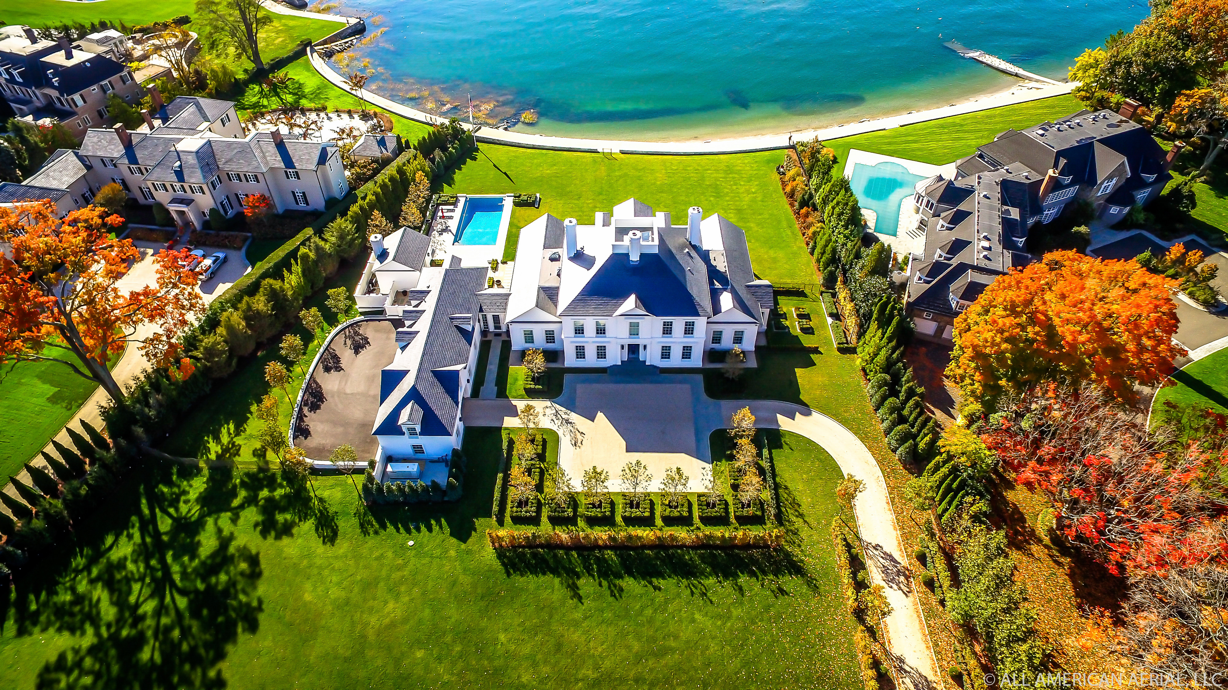 Real Estate Custom Drone Services