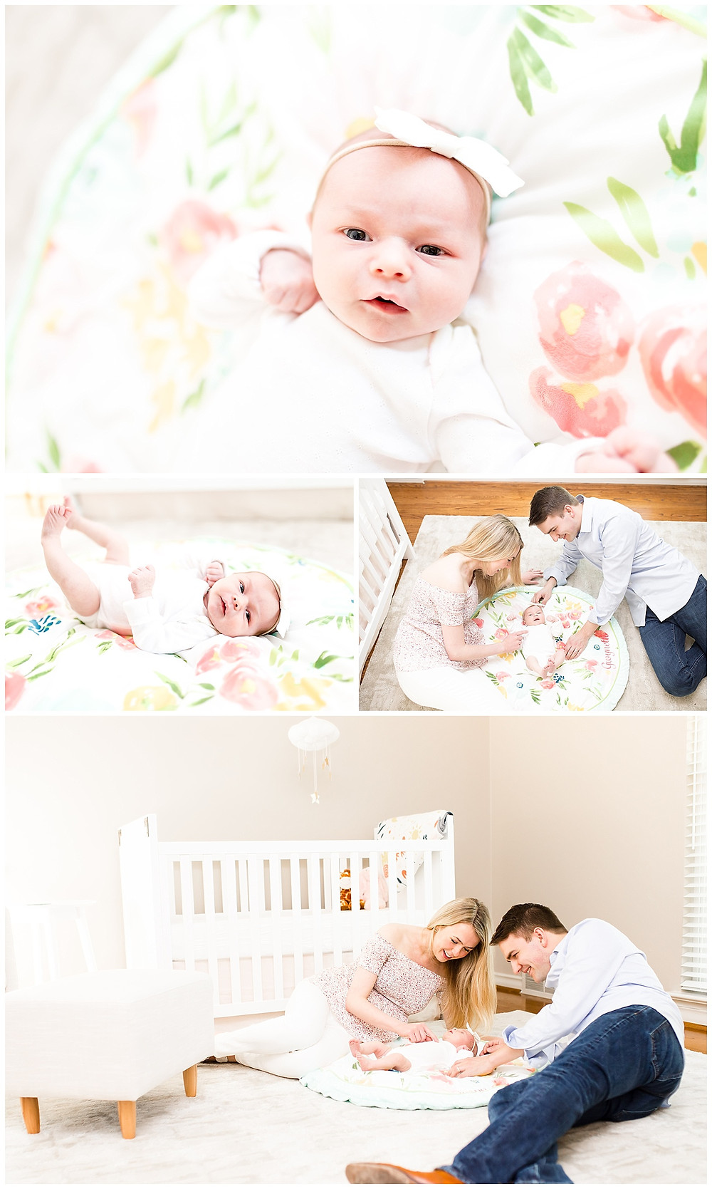 lifestyle newborn pictures, Lexi Meadows Photography