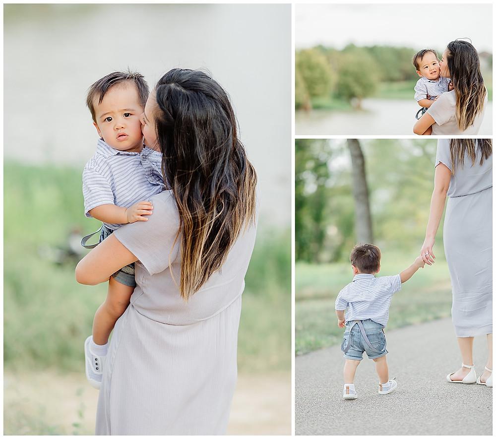 mother and son photos