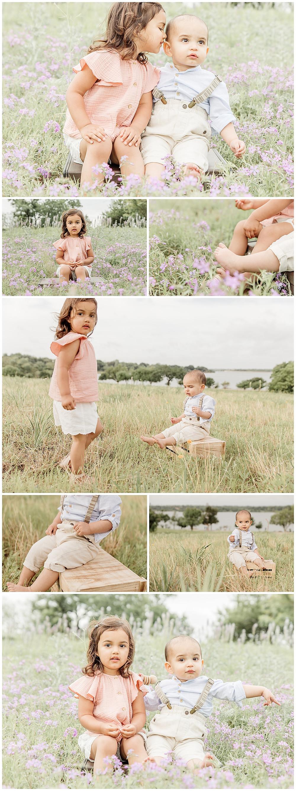 sibling poses