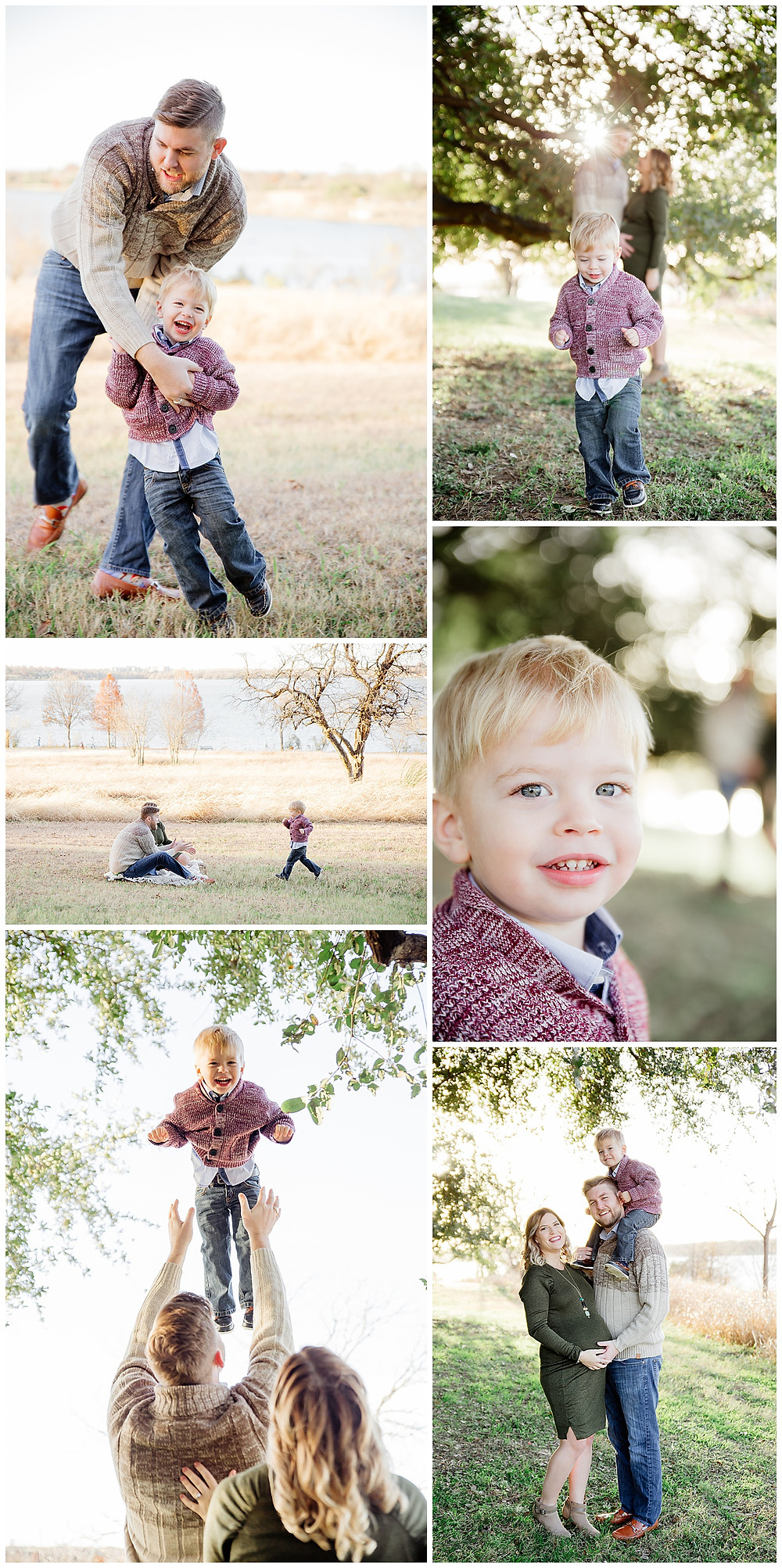 family photographer in Dallas, TX
