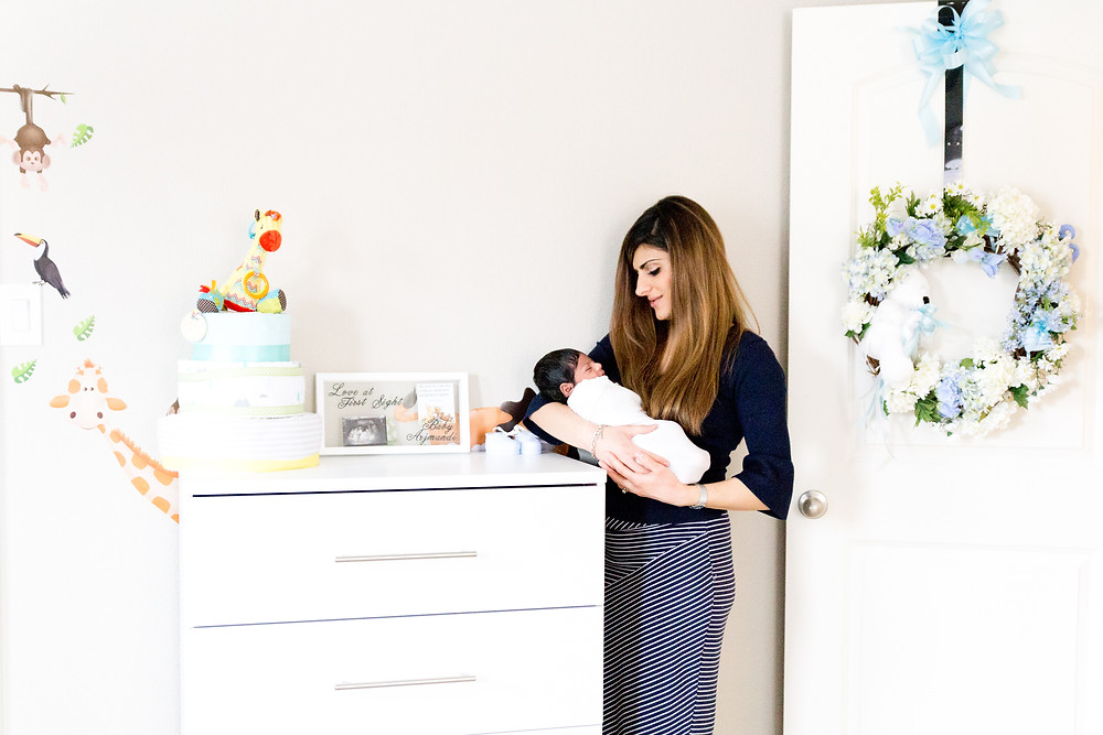 dallas newborn photographer, lexi meadows photography, lifestyle newborn session