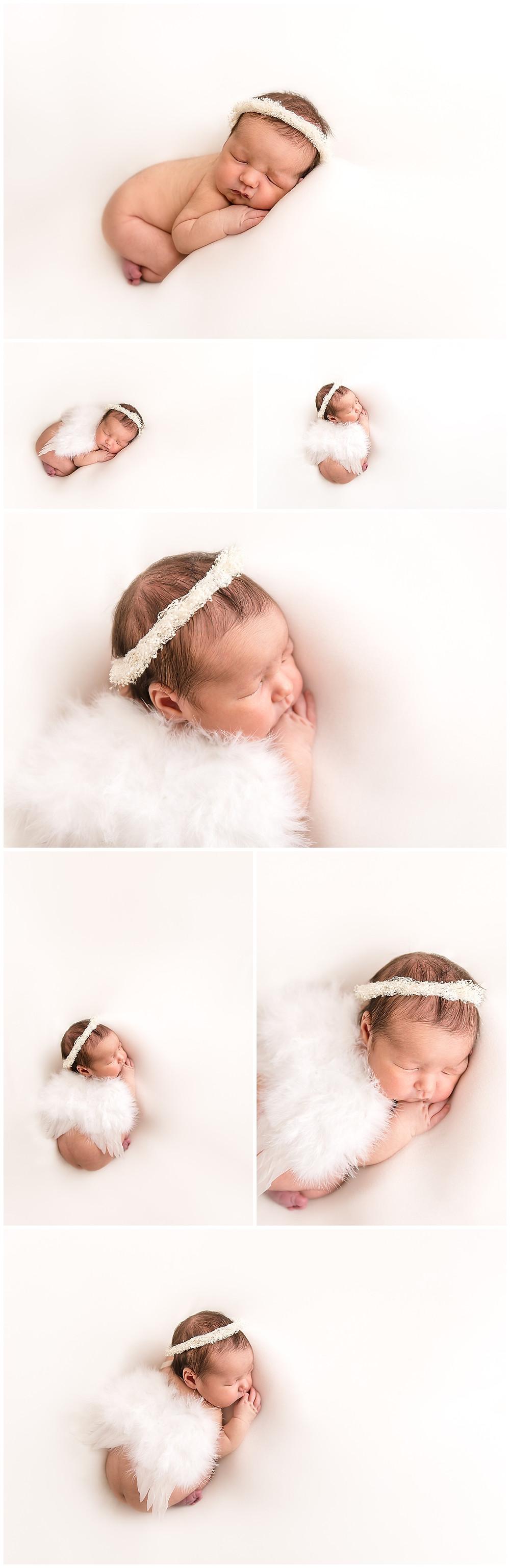 newborn posing ideas