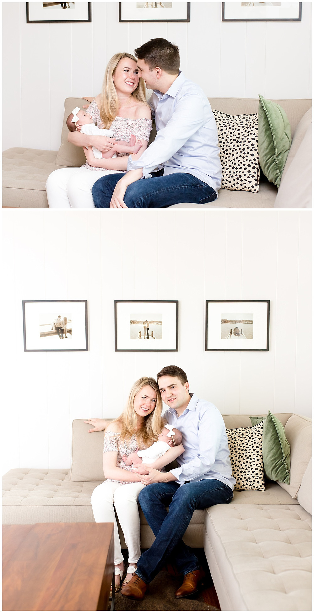 family and newborn photographer in Dallas