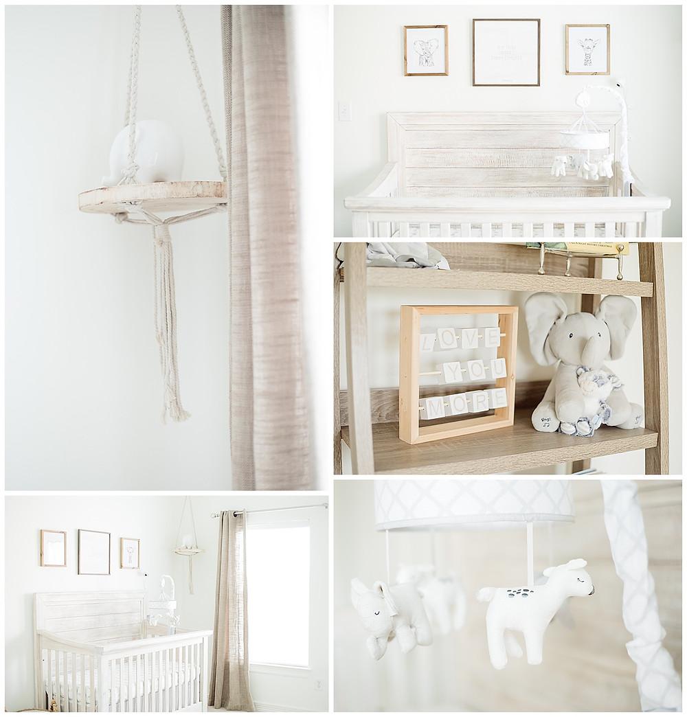 newborn nursery details