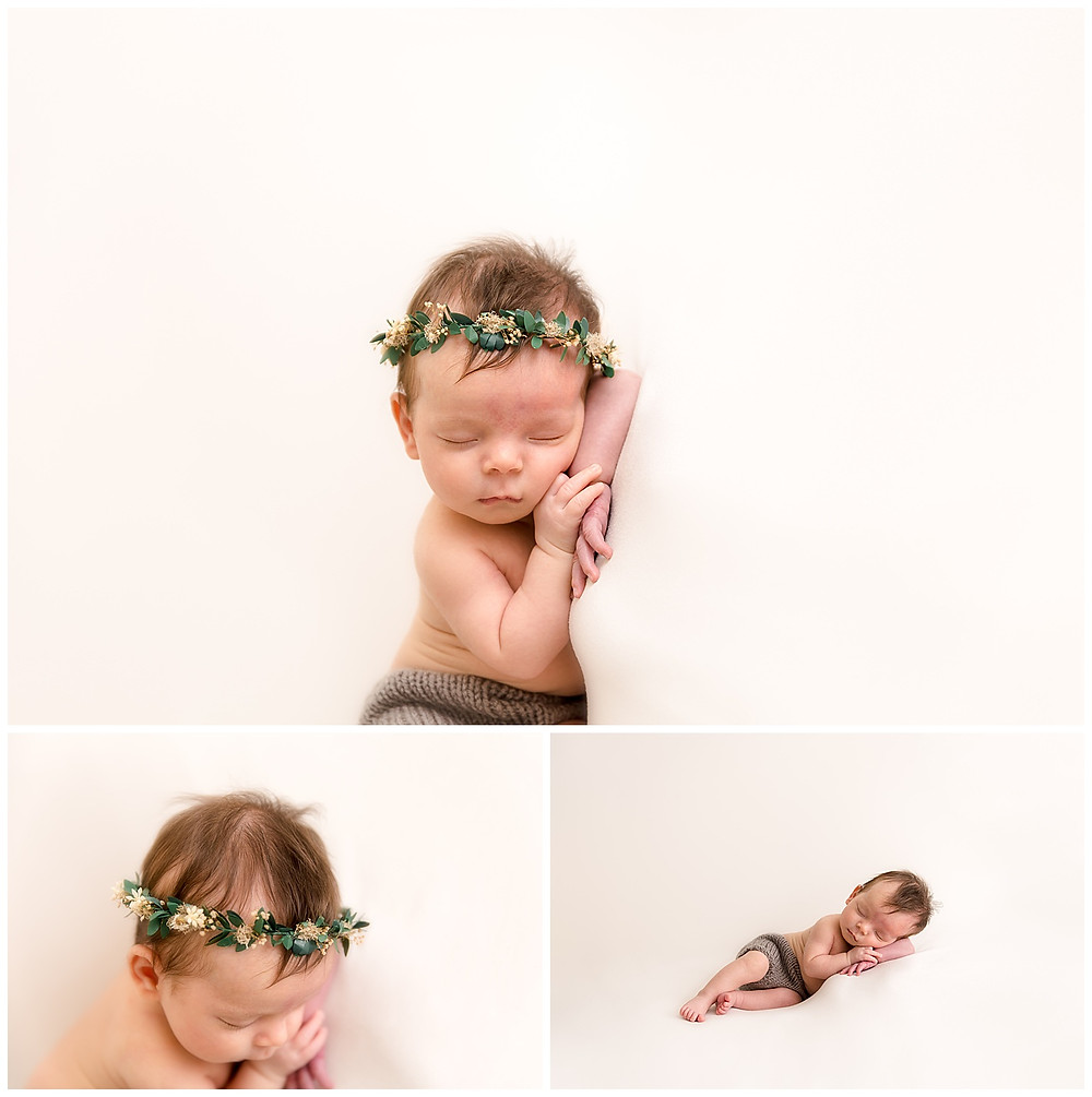 Newborn photographer in Dallas, Texas