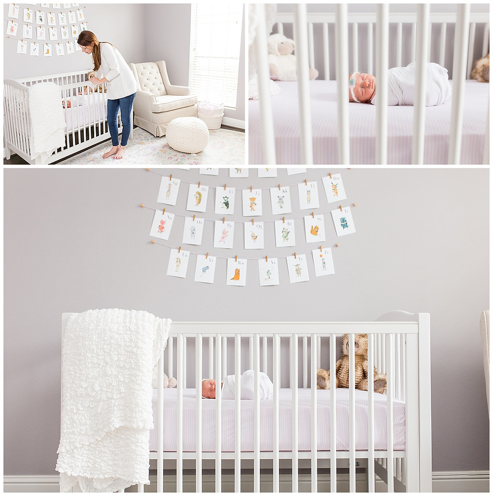 nursery lifestyle photography