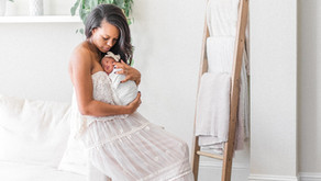 Houston Lifestyle Photographer   Newborn Photography