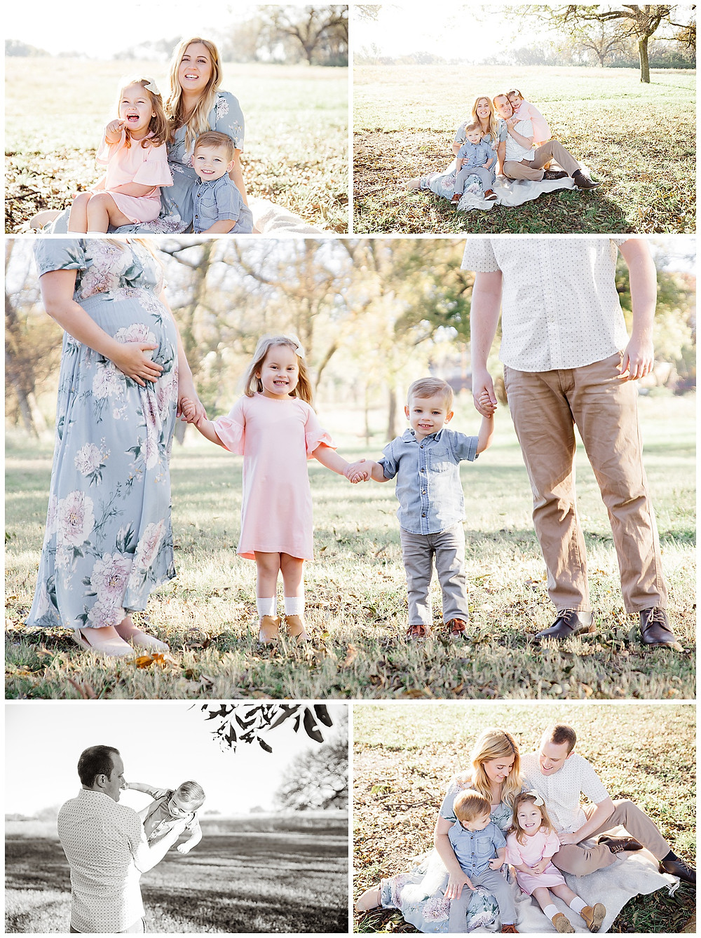family pose ideas