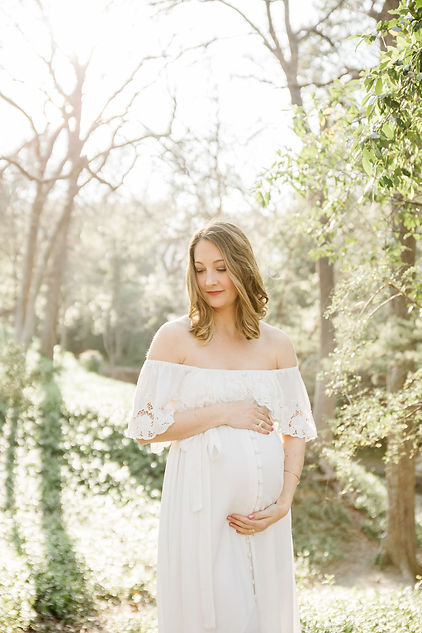 maternity photographer in Houston, Texas