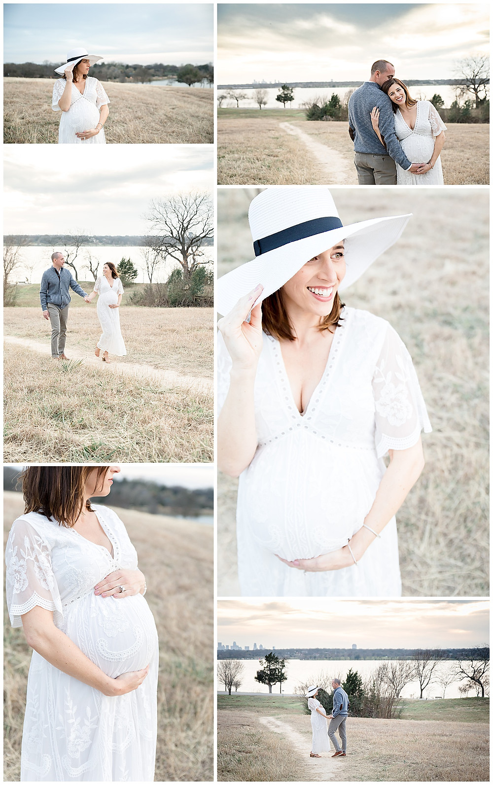 photography poses for pregnant woman
