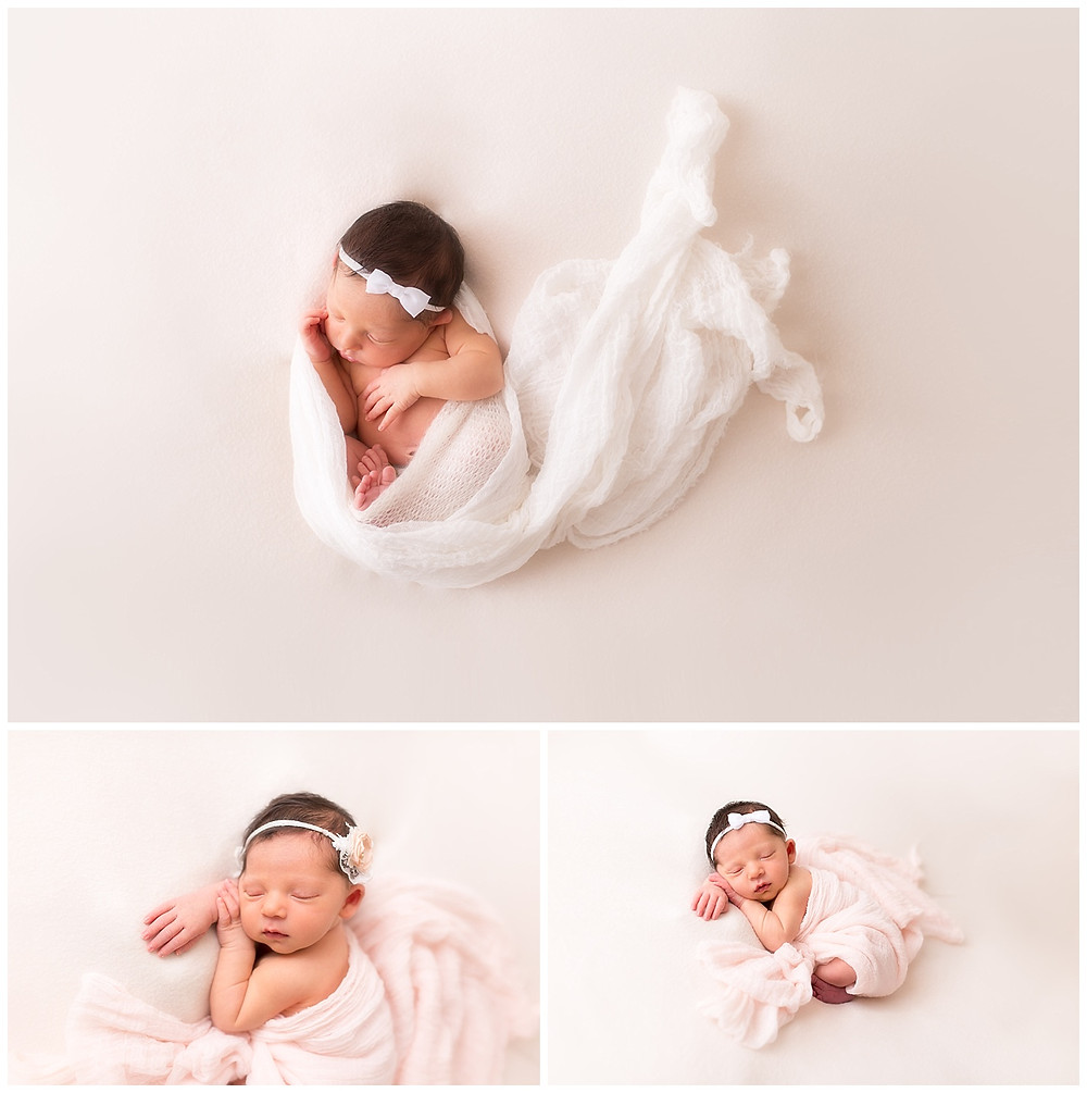 newborn posing, simple, organic, natural newborn photography