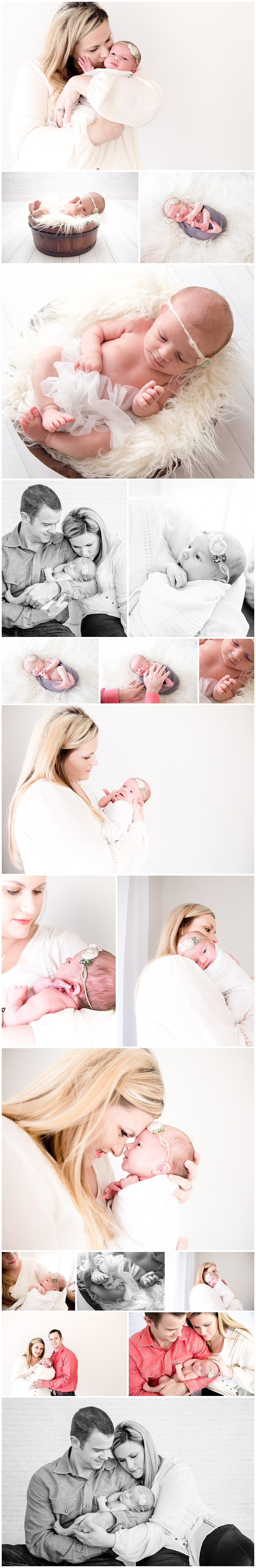 Dallas Newborn Session, Newborn Studio session, Dallas photography studio