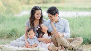 Friendly Visitors {Houston Family Photographer}