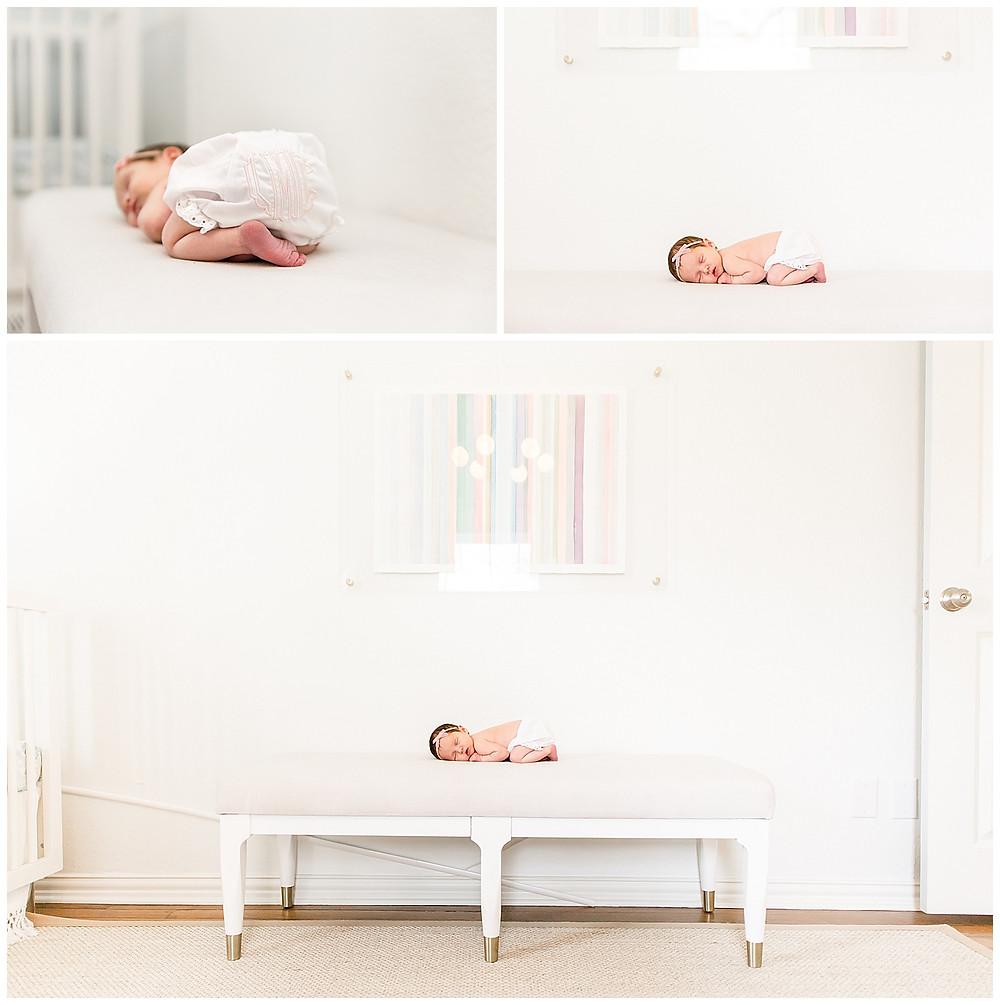 unique newborn posing ideas