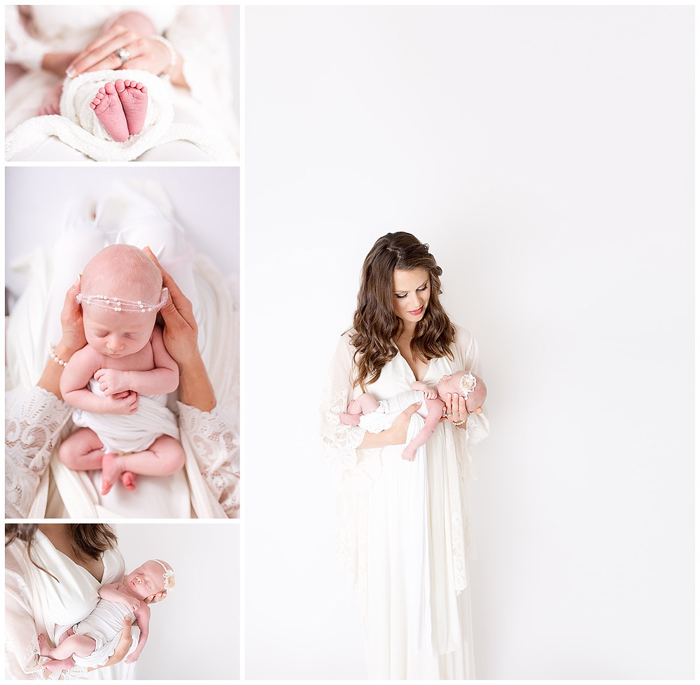 baby pictures and newborn portraits