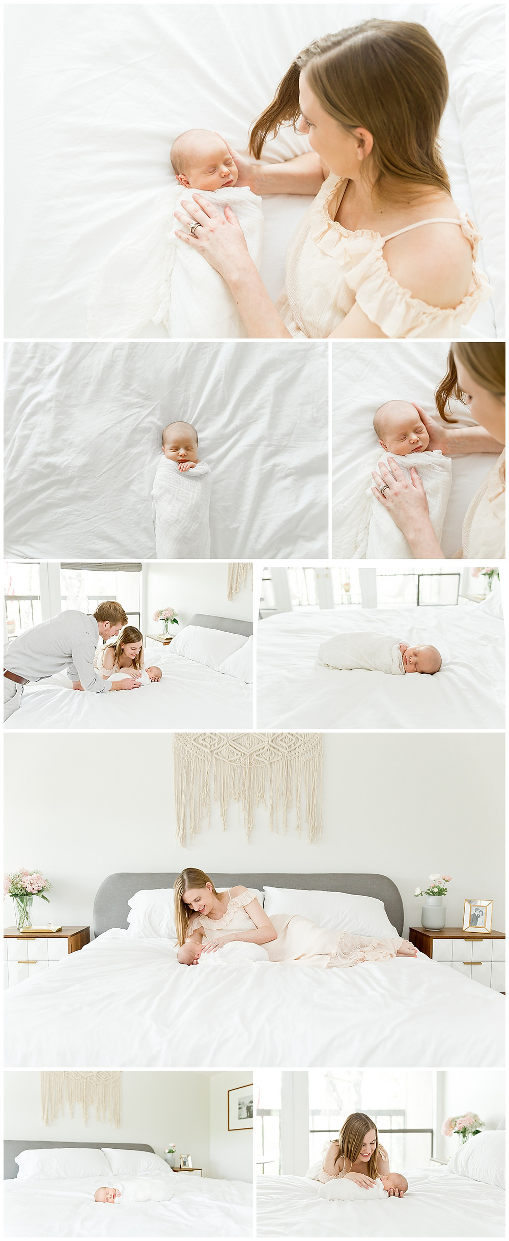 newborn photographer in Dallas, TX