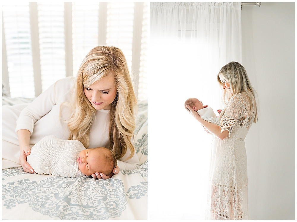 motherhood photographer in Dallas, TX
