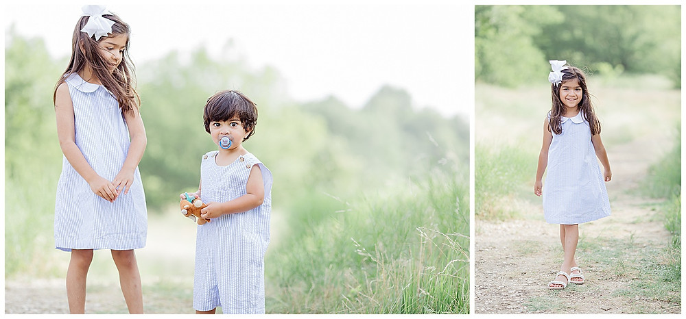 the Houston Heights family and child photographer