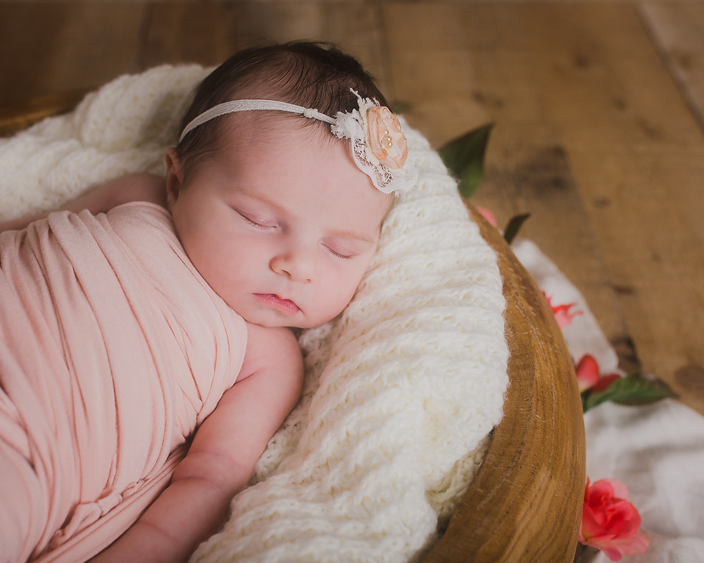dallas newborn photography, lexi meadows photography, sleepy baby pose