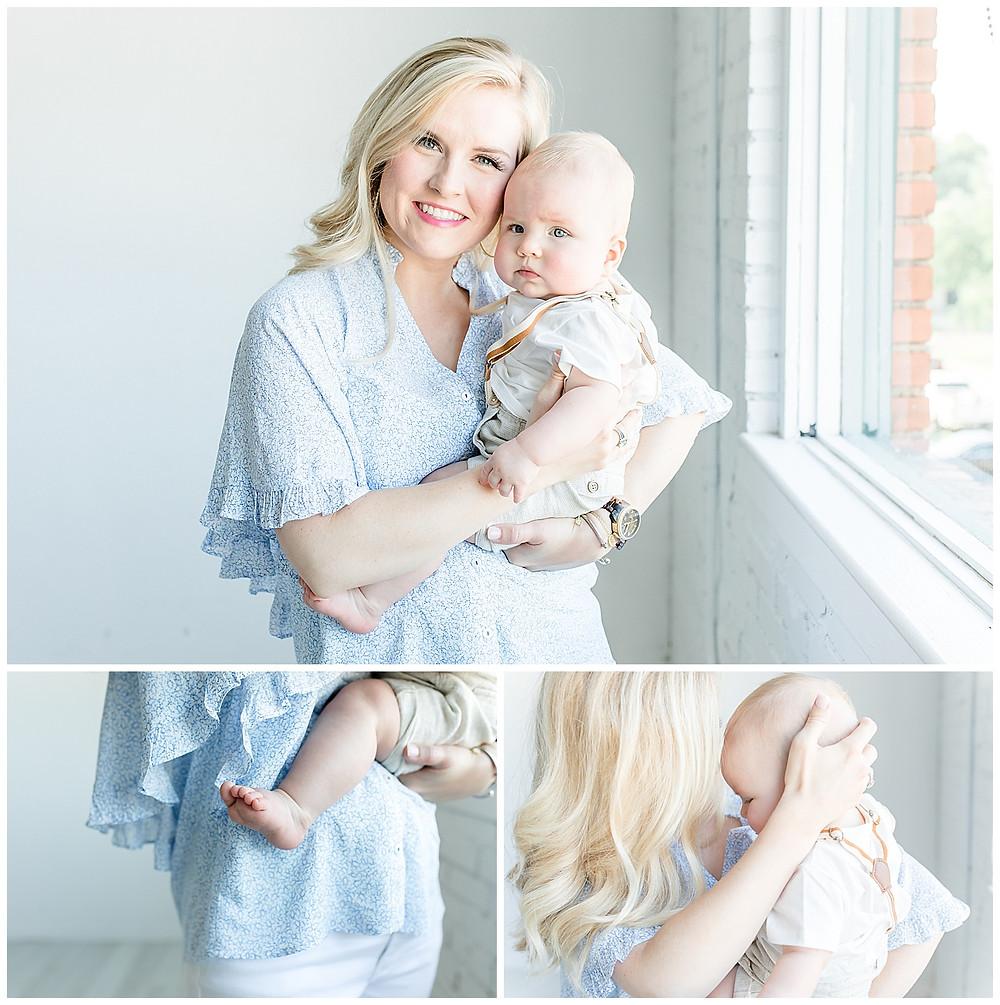 motherhood photos in Houston