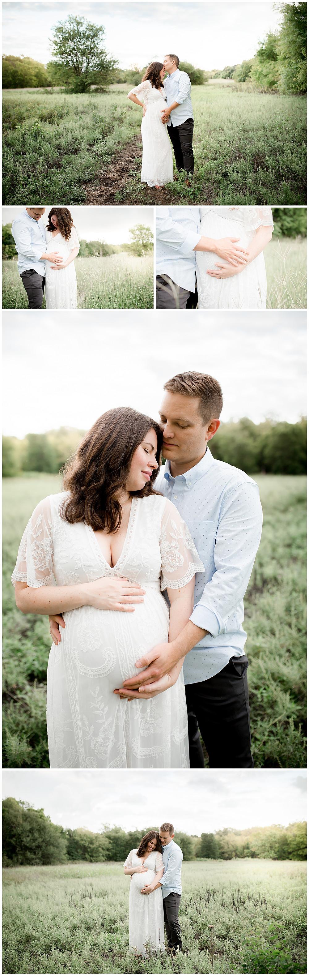 maternity photographer in Dallas, TX