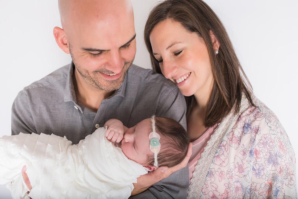dallas newborn photographer, lexi meadows photography, family studio session