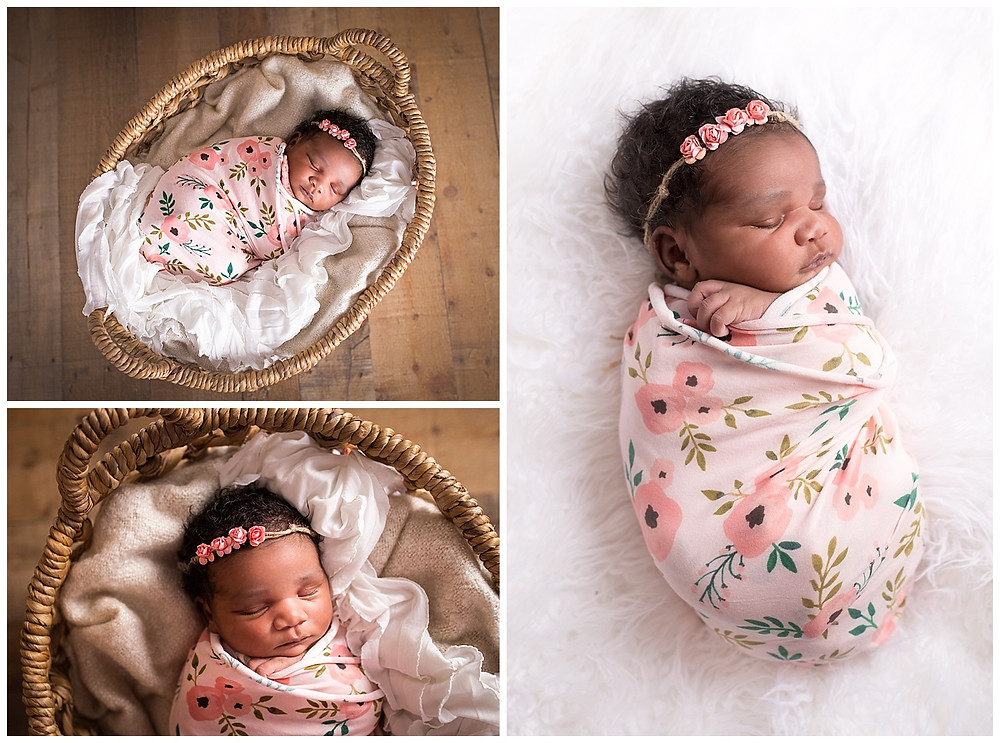 posed newborn pictures, Dallas photographer
