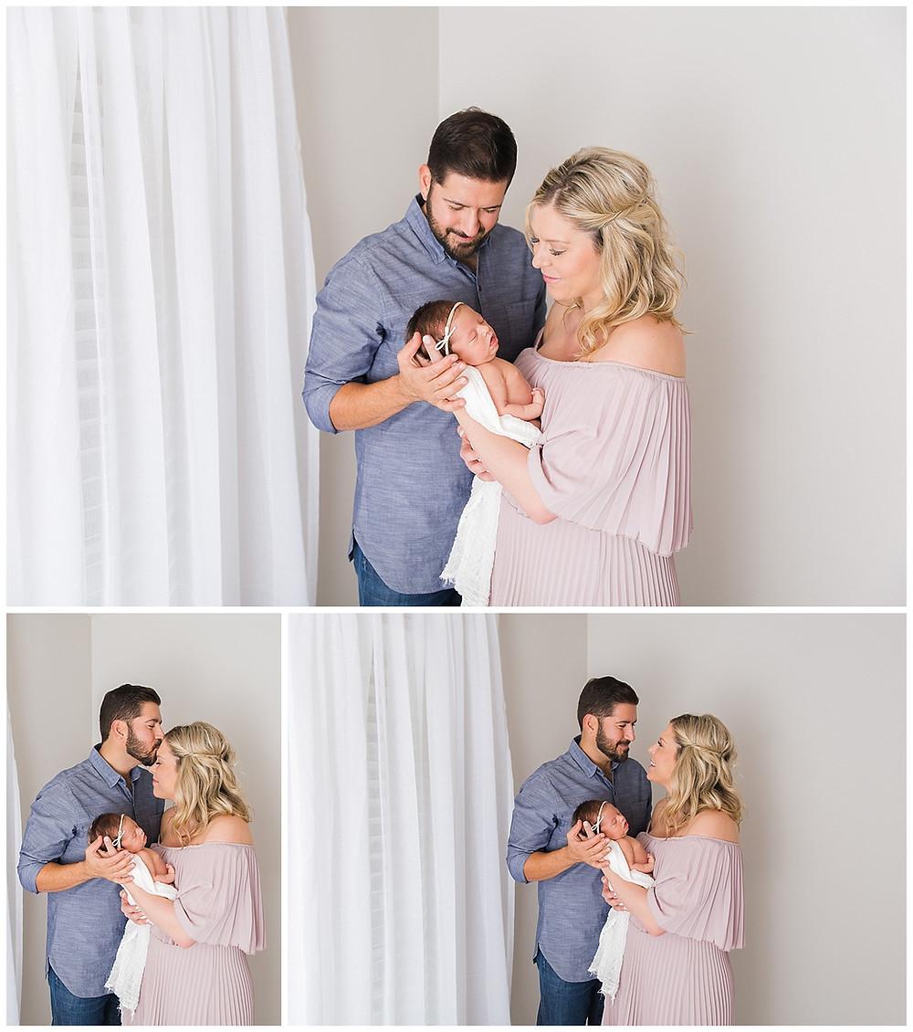 newborn family photography Dallas