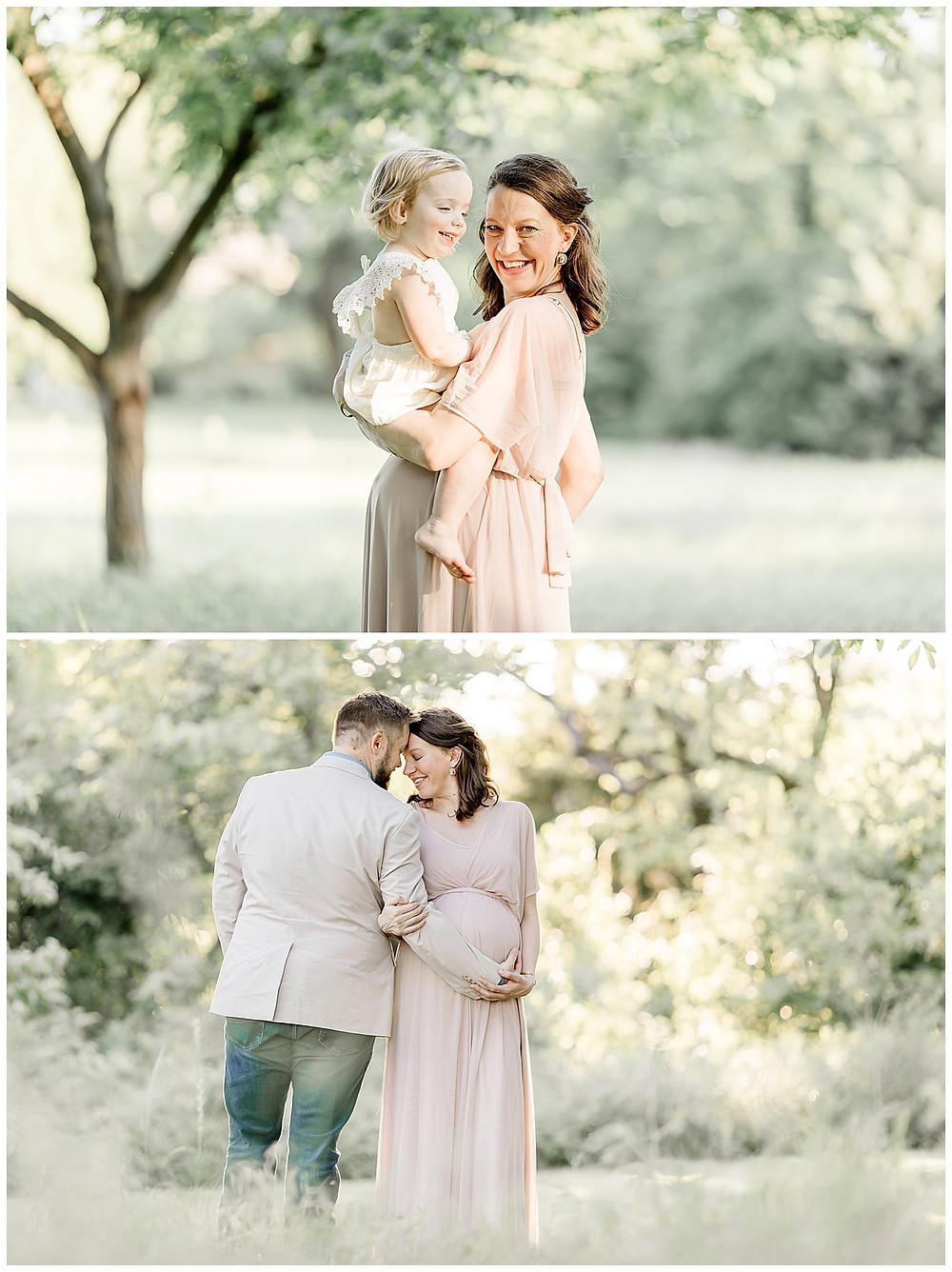 beautiful pregnancy portriats