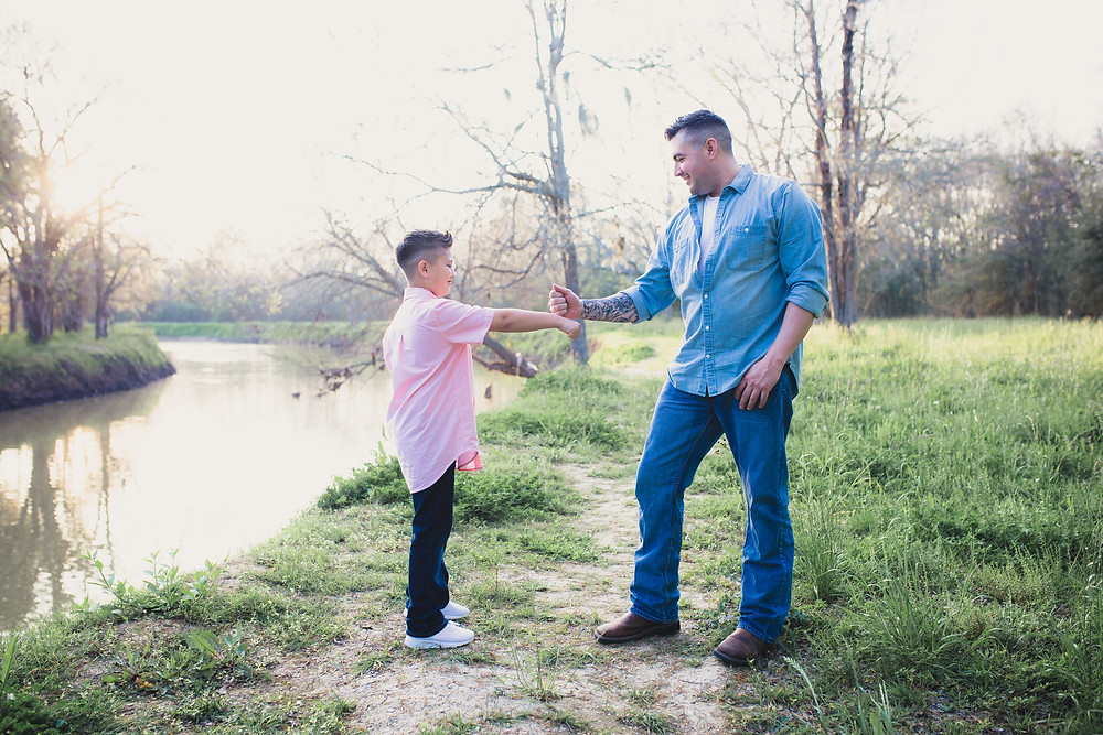 dallas Family Photographer, Lexi Meadows photography, father and son pictures