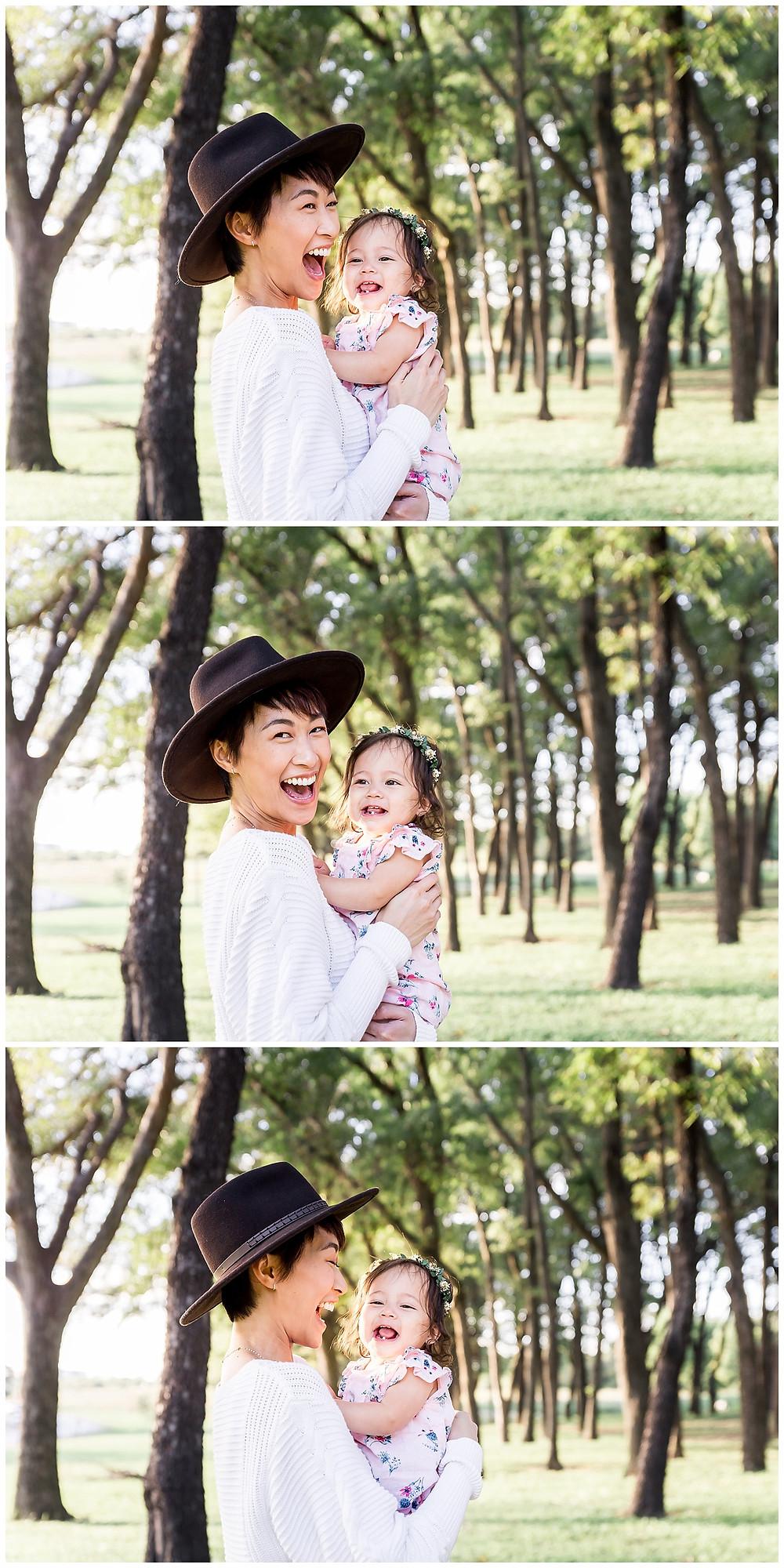 mommy and me motherhood photos