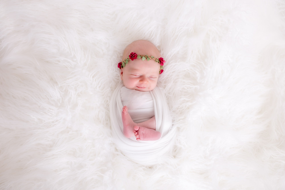 newborn pictures in Dallas