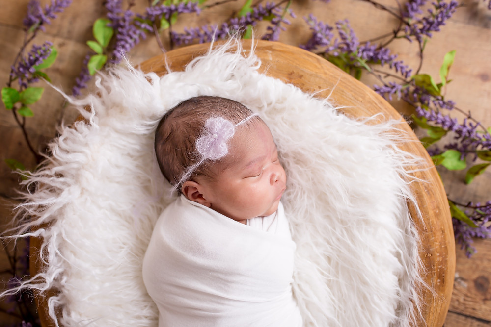newborn and baby pictures in Dallas