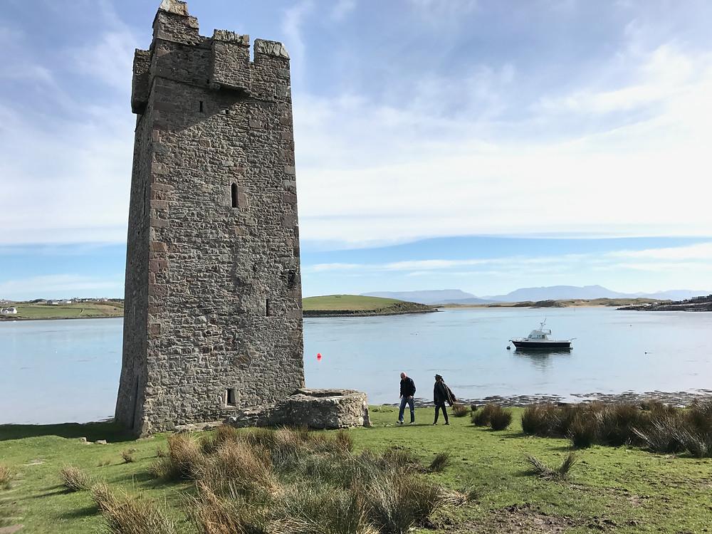 Carrickkildavnet Castle