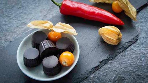 Sugarfree Chilli chocolate