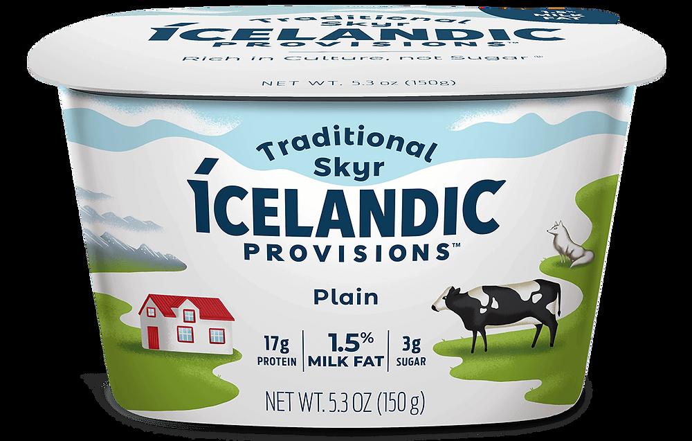 Icelandic Provisions Skre plain yoghurt