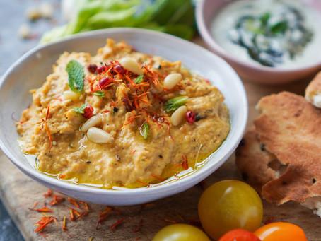 Spicy Moroccan Hummus
