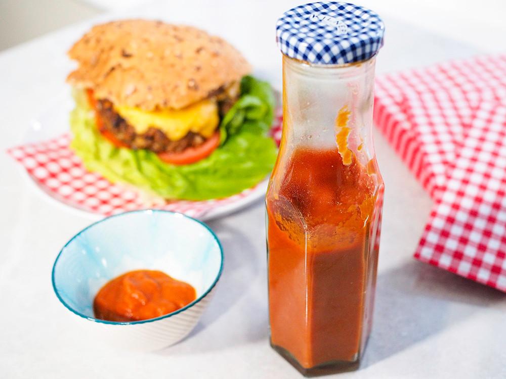 sugar free ketchup