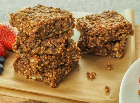 Sugar Free Quinoa Krispie Cakes