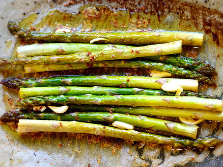 Top Asparagus 'Tips'