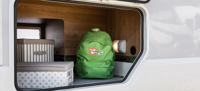 Great Escape Camper Storage