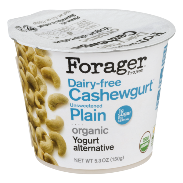 Forager Project Organic Dairy-free Cashewgurt