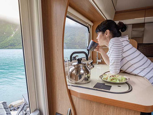 How To Hire A Camper or Motorhome In Ireland
